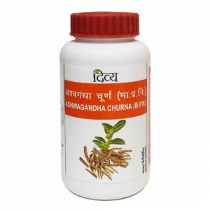 купить Ашваганда Чурна Дивья (Ashwagandha Churna Divya), 1 упаковка по 100 грамм