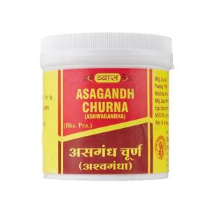 купить Ашваганда Чурна Вьяс (Ashwagandha Churna Vyas), 1 упаковка по 100 грамм