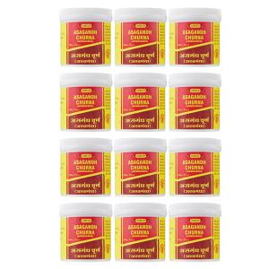 купить Ашваганда Чурна Вьяс (Ashwagandha Churna Vyas), 12 упаковок по 100 грамм